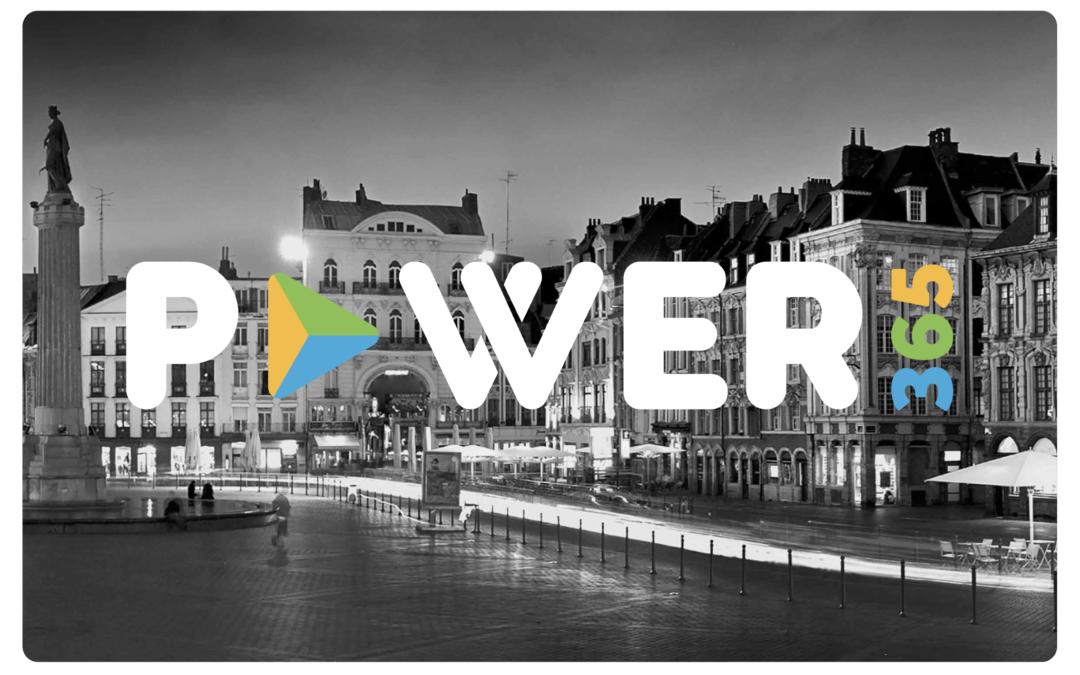 Power 365: Wakers, sponsor premium de l'événement